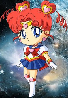 Sailor moon pointing this at you auntie katrina Yay! - Got it!