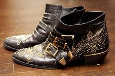 Coveted Chloe 'Susan' boots....