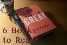 6 Books to read. 6 fascinating books that needs recognition. Have you read these books already? What are your opinions on these books?