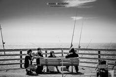 The #Fishermen. #PismoBeach, #California. ©www.chiarasalvadori.com