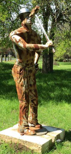 Sculpture Garden, 113 Salado Plaza Drive, Salado, Texas | Salado ...