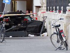 Warum für Fußgänger eine Unfallversicherung sinnvoll ist... (mein Erlebnis in München)