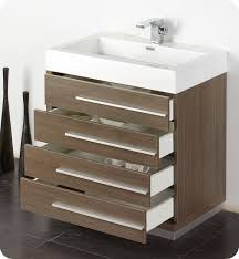 Modern Bathroom Vanities New Jersey virtu usa elise 30-inch white single-sink cabinet only bathroom