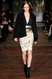 Altuzarra Fall 2012 RTW - Review - Fashion Week - Runway, Fashion Shows and Collections - Vogue