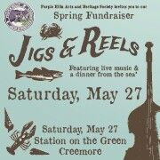 Jigs & Reels - A Purple Hills Fundraising dinner - for more info, see phahs.ca