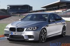 BMW Serie 5 M5 M5 Turismo Exterior Frontal-Lateral 4 puertas