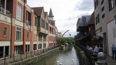 Lincoln - canal