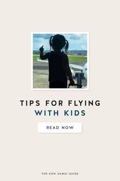 Screaming babies and bored kids can make 8-, 10- and 12-hour long flights seem twice as long – on you, more than anyone. To up your odds of enjoying the process, here are 12 tips to enjoy a long flight with children (*plus a bonus tip at the end). Just remember, whatever happens, there's a stiff drink waiting at the other end. For you, not for them. | #travel #thailand #bangkok #phuket #chiangmai #kohsamui Thailand Travel, Asia Travel, Singapore Travel Tips, Bored Kids, Flying With Kids, Long Flights, Koh Samui, Kids Reading, Phuket