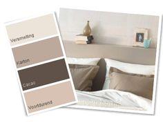 ... about KLEUR in slaapkamers on Pinterest  Pastel, Bedrooms and Met