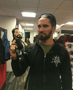 WWE- Seth Rollins