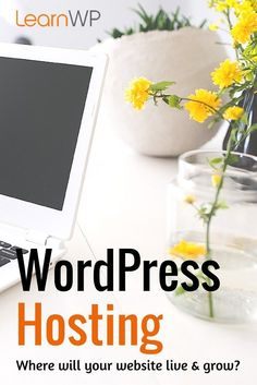 How to get started with WordPress, a step-by-step tutorial for beginners. Signing Up for Website Hosting. How to choose a host for your WordPress website or blog. Two recommendations from /learnwp/ for new bloggers.