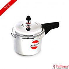 Tuffware Aluminium Model Pressure Cooker Outer Lid 3 Ltr