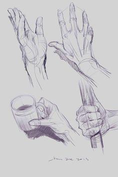 daily sketch 2894 by nosoart on DeviantArt