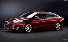toyota avalon pinterest