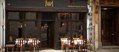 Great Queen Street Exterior Restaurant