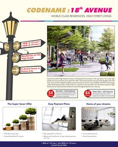 18th Avenue by Lodha presents residences by Palava's buzzing high street.  A good quality clothing outlet, a great local green grocers and perhaps even a little one-off boutique. It's all here. Air-Conditioned 1 & 2 BHK homes from Rs.43 lacks onwards. Easy registration at 10% payment only. Call on Phone: 022 6793 9257 / 65714555 and Mobile: 88793 57666 for more details. Or Email info@astutestay.in