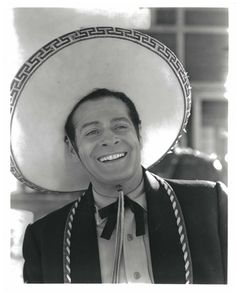 Duncan Renaldo Wearing Sombrero   https://www.facebook.com/groups/64439729135/