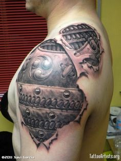 armoured tattoo - Buscar con Google