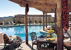 Lajitas Texas - Lajitas Resort Hotel in the Desert