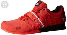 Reebok Men's Crossfit Lifter 2.0 Training Shoe, Laser Red/Motor Red/Black/White, 8 M US (*Amazon Partner-Link)