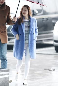 Japan Fashion, Daily Fashion, Love Fashion, Girl Fashion, Korean Street Fashion, Airport Fashion, Airport Style, Jessica Jung Fashion, Snsd Fashion