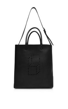 laptop bags · Leather tote by PIERRE HARDY Available on Sale Now on Moda  Operandi Black Tote eb42403d49963