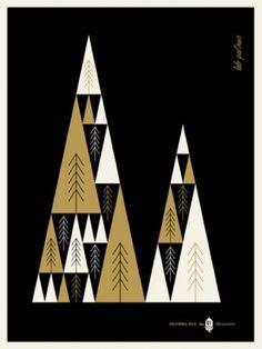 Lab Partners: California Gold.  Geometric, classic, constructivism