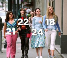 The Real Ages Of '00s Movie Teenagers