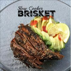 Brisket's awesome, slow cookers are awesome. Let's put them together for this crazy good, nearly hands-free paleo slow cooker brisket recipe.