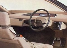 1983 Nissan NX-21 concept