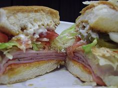 The Whole Darn Thing - Italian Super Sub (I recommend the Rodeo) -Meadville, PA