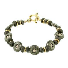 Fool's Gold Bracelet   Fusion Beads Inspiration Gallery