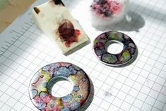 Life Made Creations: Washer Pendant How To Alcohol ink tutorial