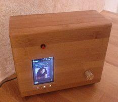Smartphone-Küchenradio   Hardware Hacks