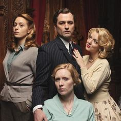 The Scapegoat (2012), ITV, with Matthew Rhys, based on the Daphne du Maurier novel