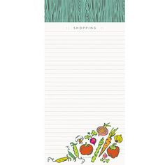CR Gibson Iota Magnetic Shopping List Pad Farm Stand Design ** You can get more details by clicking on the image.