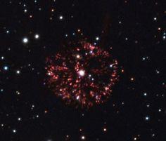 The Firework Nebula, a nova remnant in Perseus