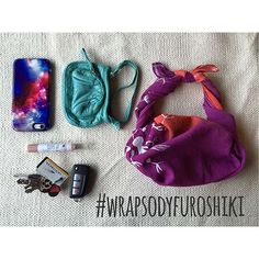 We may be a little late with #furoshikifriday but when you are arriving at the party isn't it called fashionably late? :joy: Check out week 5's tutorial on how to make a party purse at http://youtu.be/6gJA-rAMD7Q and head on over to our Love in Motion B