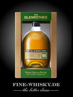 Glenrothes Vintage 1995 2016 Edition