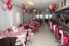 pink and leopard Baby Shower Party Ideas | Photo 17 of 23