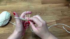 Kurz pletení 1. díl, nahození a pleteme hladce