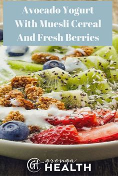 Start your morning off right by making this healthy all natural breakfast cereal. Breakfast doesn't have to be boring.  via /grengahealth/