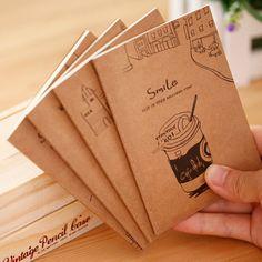 Journal animados Mini notebook bonito agenda animação planner dokibook caderno…