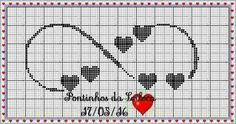 Thrilling Designing Your Own Cross Stitch Embroidery Patterns Ideas. Exhilarating Designing Your Own Cross Stitch Embroidery Patterns Ideas. Small Cross Stitch, Cross Stitch Heart, Cross Stitch Borders, Cross Stitch Alphabet, Cross Stitch Designs, Cross Stitching, Cross Stitch Embroidery, Embroidery Patterns, Pixel Art