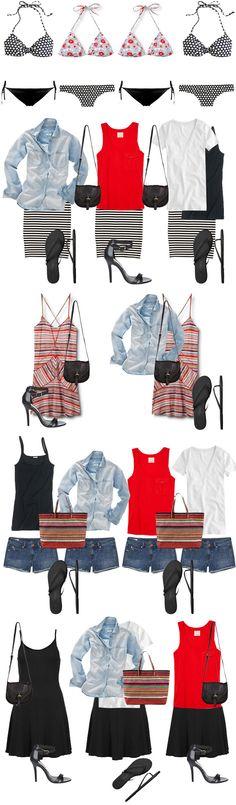 15 Travel Staples 15 Ways To Wear Them | Damsel in Dior