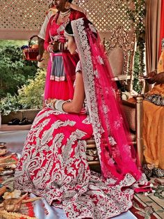 Indian wedding, hindu wedding, bridal lehenga, wedding lehenga, jodha Akbar, royal indian wedding, pink lehenga, hindu bride, indian bride, Frontier Raas