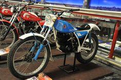 Bultaco Sherpa T-340 Año: 1981 Unidades fabricadas: 1.779