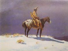 LE Spotted Horse dans l'Histoire / Du 17e Siècle au 18e siècle / Part.III