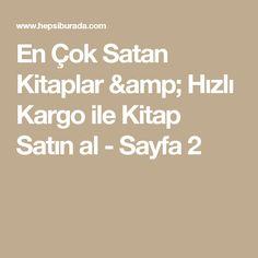 En Çok Satan Kitaplar & Hızlı Kargo ile Kitap Satın al - Sayfa 2