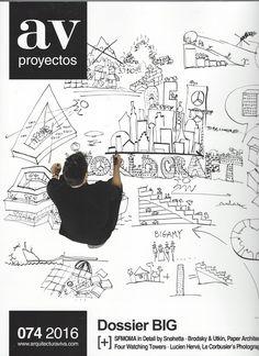 AV Proyectos (Madrid) / NA 5 A852 NO 74 2016